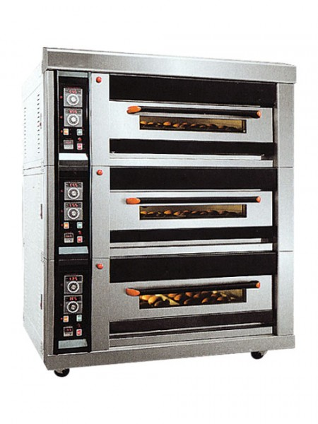 Luxury ovens for bakery need or cooking from masema for Luxury oven